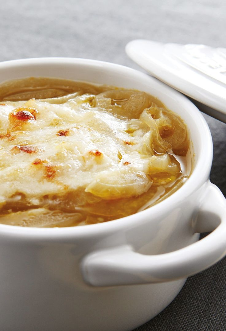 Ricette Zuppa di cipolle - Whirlpool Italia