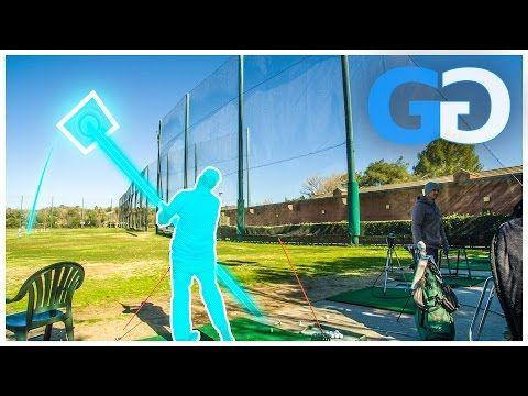 Golf Tips: Sam Snead Golf Squat to Ben Hogan Ball Striking part 1