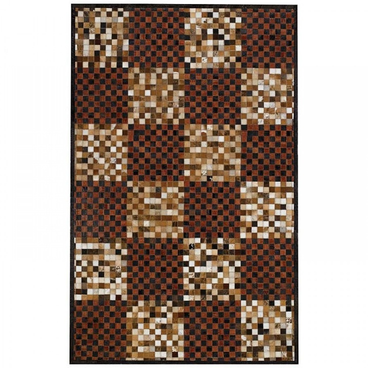 Capel Chapparral Ostrich Sienna Novelty Rug - 3227RS05000800750