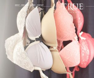 Find, Try and Buy the Perfect Bra on True & Co