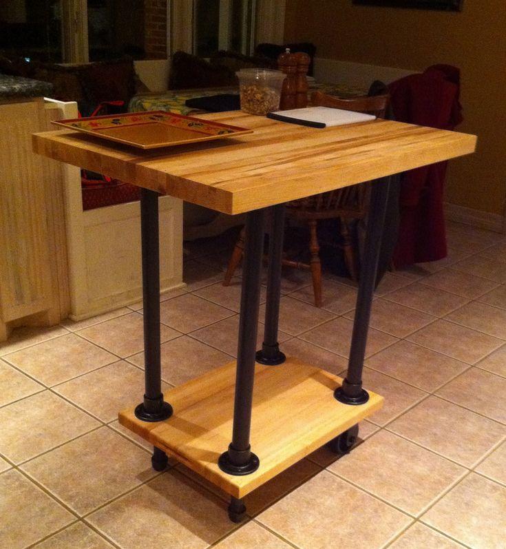 Kitchen Island Cart Diy 172 best kitchen furniture images on pinterest | kitchen island