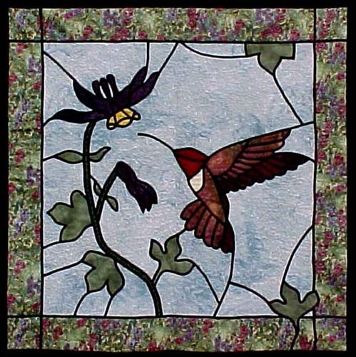 211 best Quilt Hummingbird Ideas images on Pinterest | Painting ... : hummingbird quilts - Adamdwight.com