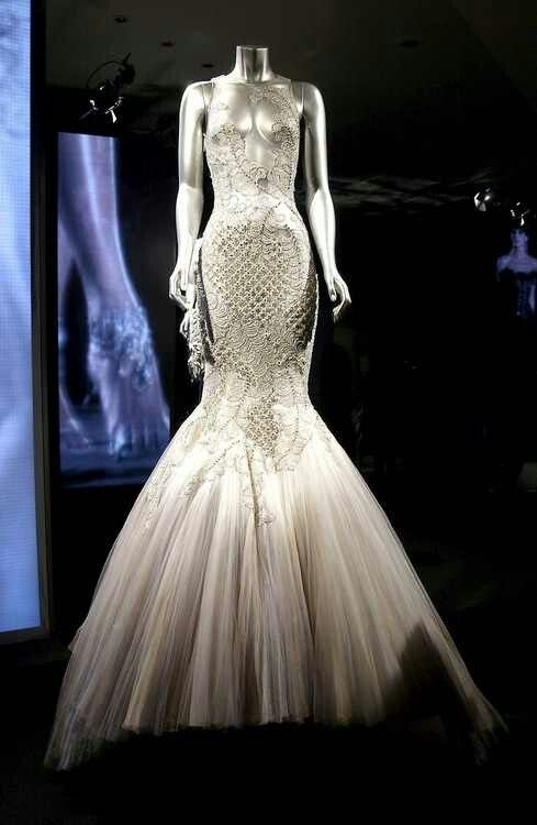 21 best under the sea theme images on pinterest party for Ocean themed wedding dress