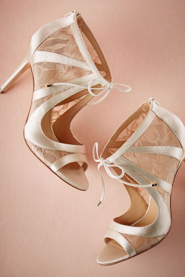 Pinina Booties from @BHLDN