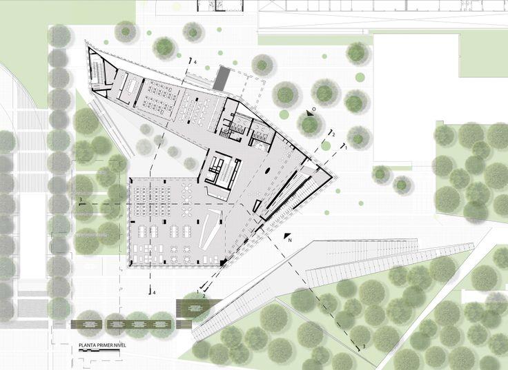 Segundo Lugar Concurso de Proyectos Arquitectónicos Para las Regiones de Lima y Callao, Perú