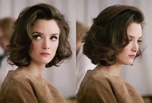 Charlotte Le Bon In Yves Saint Laurent (2014)                                                                                                                                                                                 More