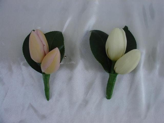 tulip buttonhole