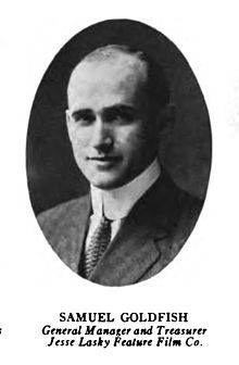Samuel Goldwyn (c. July 1879 – January 31, 1974) was an American film producer. He was most notably well known for being the founding contributor executive of several motion picture studios in Hollywood