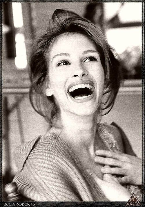 Julia Roberts. great great actress