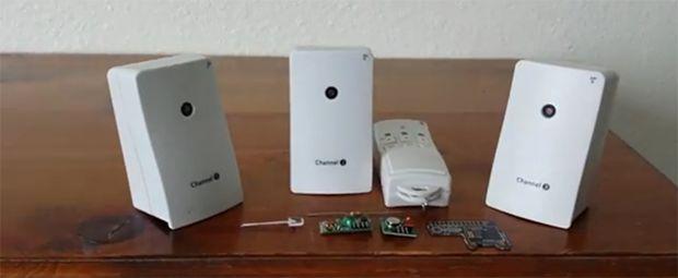 Wireless AC Control With The Raspberry Pi