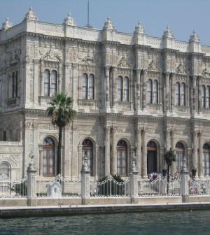 palacio dolmabahce estambul