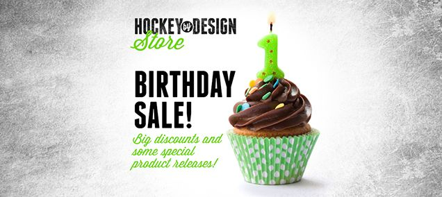 HBD STORE'S 1ST BIRTHDAY SALE!
