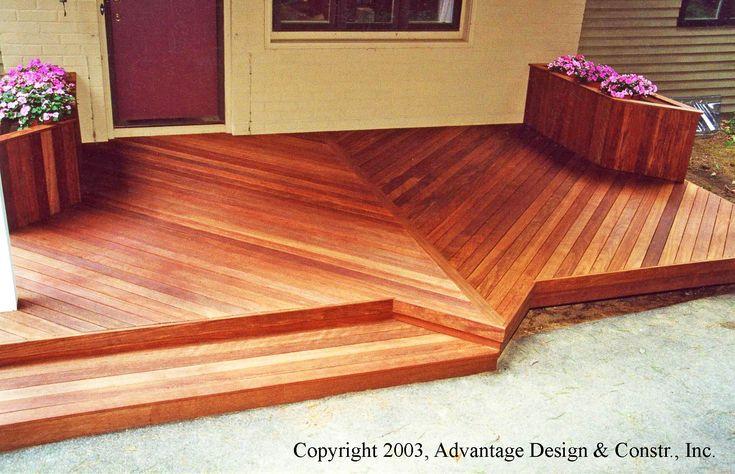 Mahogany Deck - 8 tips for maintaining a mahogany deck
