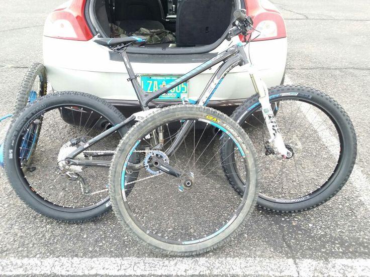 how to change a trek bike tire