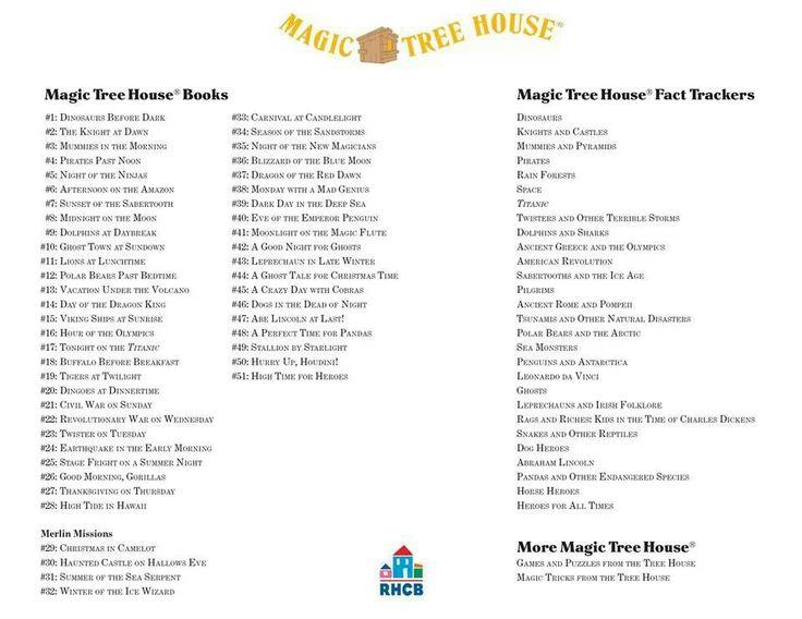 Magic Tree House Chapter Books Set 1-8 Mary Pope Osborne