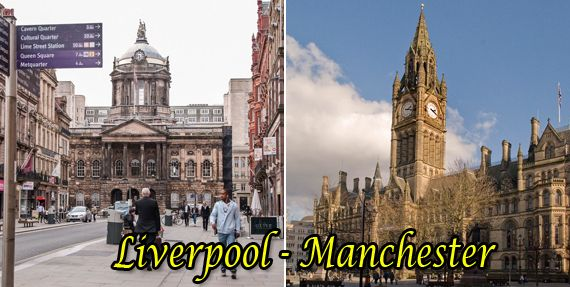 blogdetravel: Dublu city-break: Liverpool - Manchester