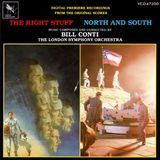 Original Scores by Bill Conti: The Right Stuff / North and South [CD]