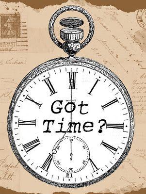 **FREE ViNTaGE DiGiTaL STaMPS**: Free Digital Stamp - Vintage Pocket Watch
