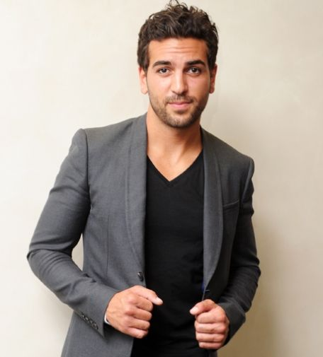 """German actor Elyas M'Barek was cast as the """"vampire lieutenant"""", the right-hand man to the leader of the New York vampire clan (at first he was said to be Raphael Santiago, but no, we won't see Raphael till City of Ashes)"""