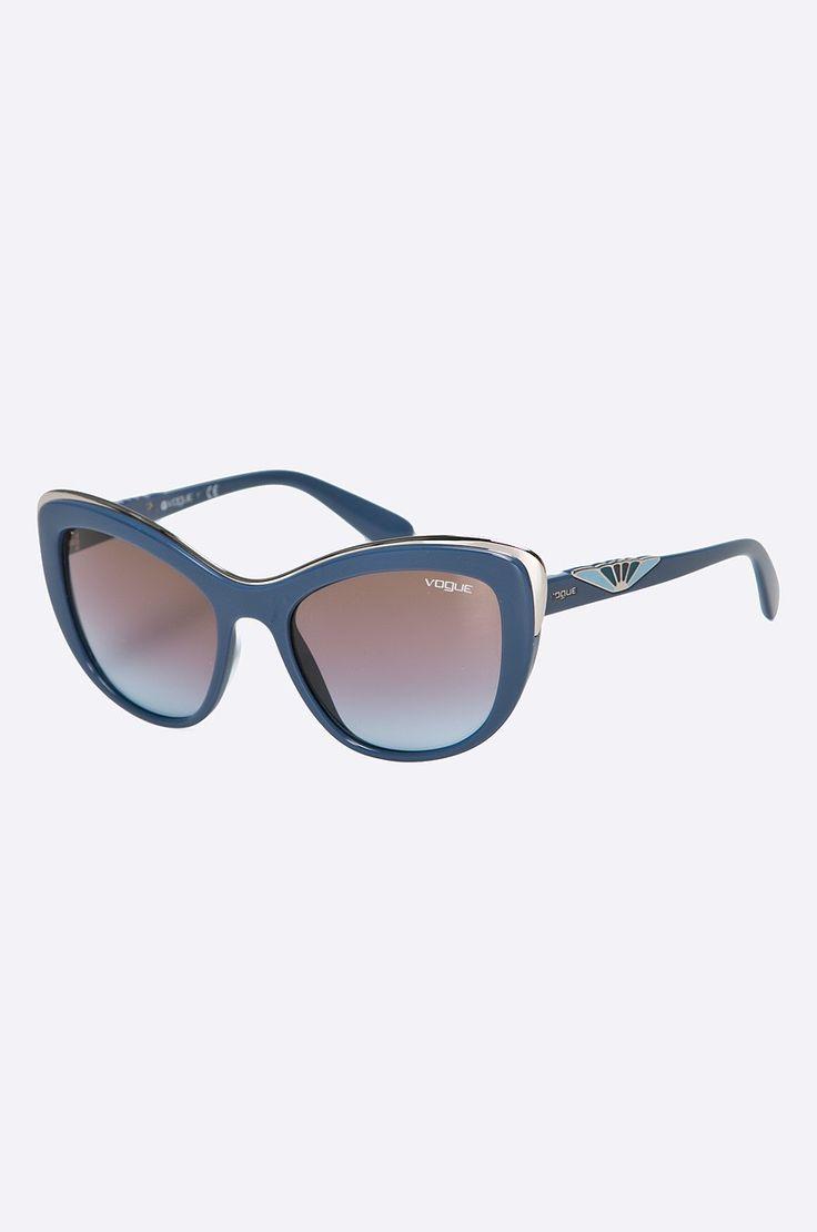 Ochelari de soare Vogue Eyewear cu lentile fumurii ochi de pisica