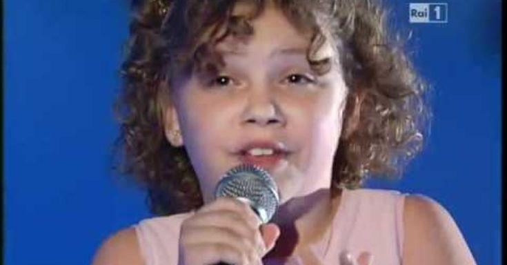 Pavarotijeva unuka je izašla na binu! Kada je počela da peva, svi su ostali bez DAHA!