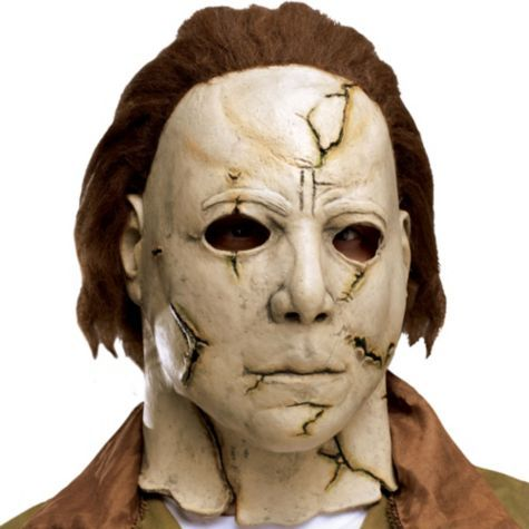 officially licensed rob zombie michael myers mask from the 2007 slaher film halloween - Rob Zombie Halloween Mask For Sale