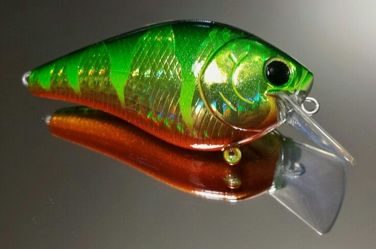 117 best images about custom painted fishing lures on for Cool fishing lures
