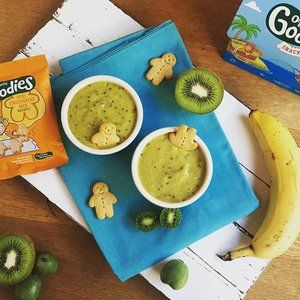 New post: Tips for feeding toddlers and 'Walk the Plank' smoothie! @organixfood #organix #gingerbreadmen #nojunkjourney #nojunk
