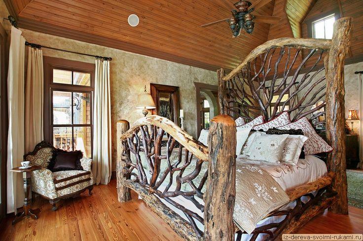 Мебель из веток — много фото и текст | Из дерева своими руками! Интересные деревянные поделки, мебель, мастер-классы по дереву