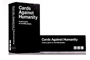 Cards Against Humanity: UK edition: Amazon.co.uk: Toys & Games