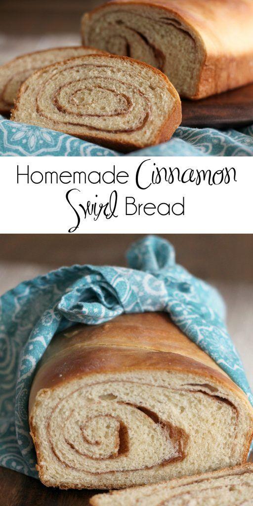 Homemade Cinnamon Swirl Bread #Dial2in1 #DialCompletesUs #2in1 @dial @walmart | #HomemadeBread #Cinnamon | Homemade Bread | Cinnamon Bread