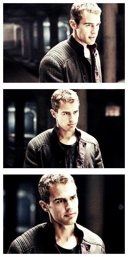 ―¿Esto te está asustando, Tris? ―Sólo tengo miedo de lo que deseo. ―¿Lo que tú deseas? ―Luego su cara se tensa―. ¿Yo? pic.twitter.com/GzOOeWm8iz