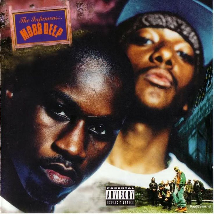 74. Mobb Deep - The Infamous (1995)
