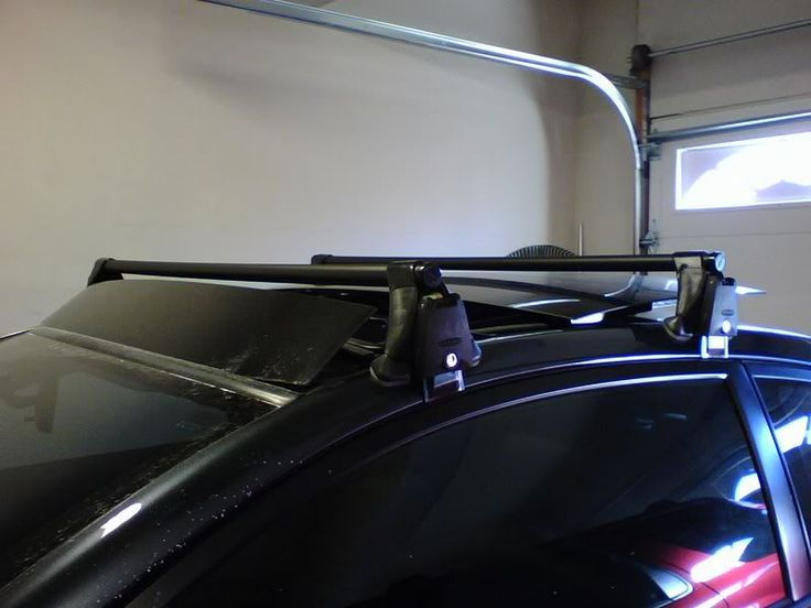 Click The Image To Open In Full Size.   Yak Attack Roof Rack And Strap  Downs   Pinterest   Roof Rack