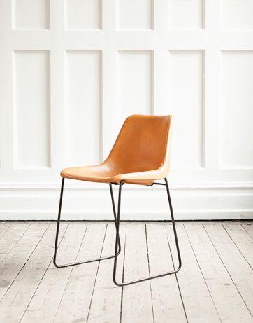 Leather Chair | Artilleriet | Inredning Göteborg
