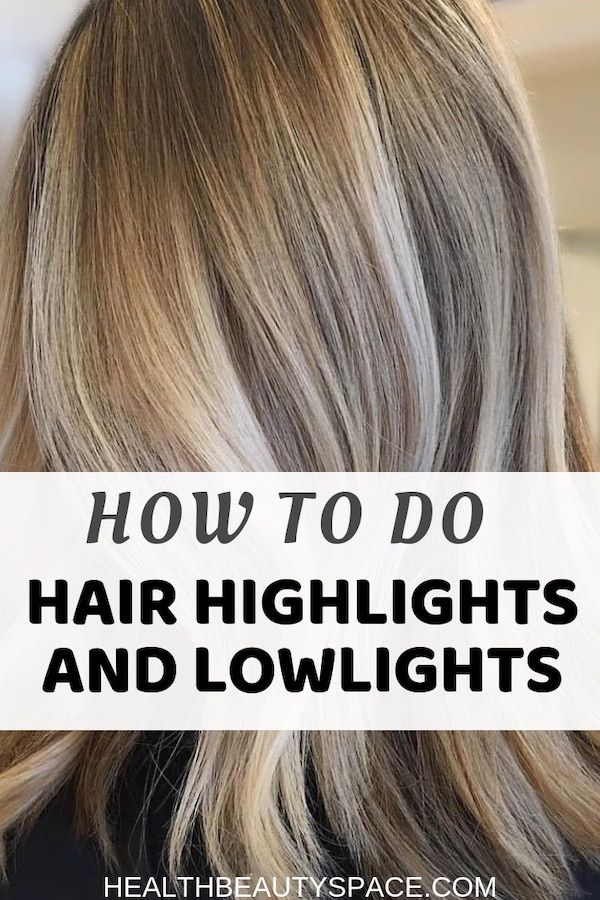 Hair Highlights Are Trending Now With This Tutorial You Can Learn How To Do Your Hair Highlig Hair Highlights And Lowlights Highlights And Lowlights Lowlights