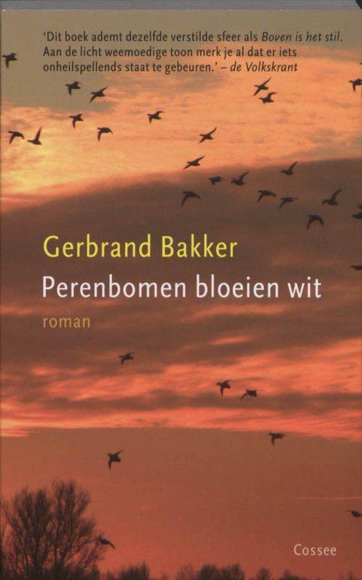 Luisterboek bib: Perenbomen bloeien wit - Gerbrand Bakker - http://www.bibliotheek.nl/bestanden/titels-luisterbieb-mei-2016.pdf