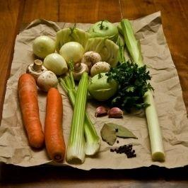 Zöldségalaplé