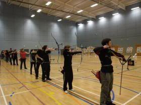 Archery Club of DCU!!!
