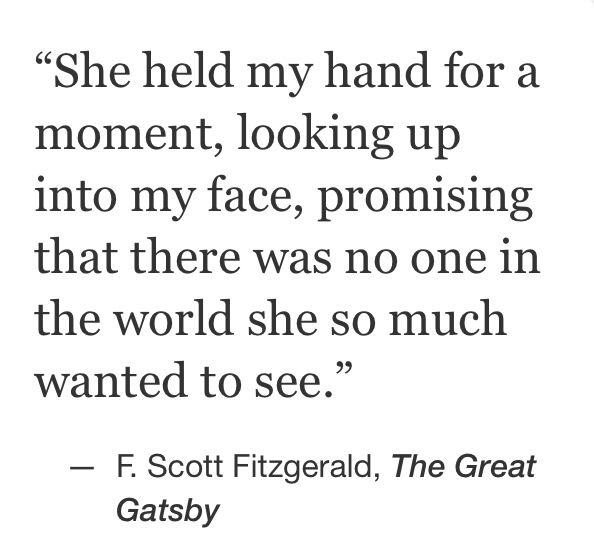 great gatsby personality essay