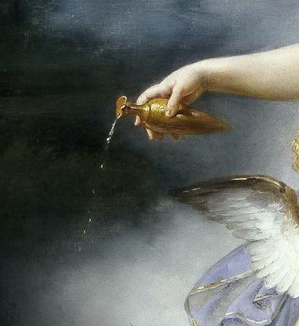 Blondel, Merry-Joseph -- Venus curando a Eneas