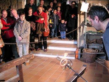 Museu i forn de vidre de Vimbodí, a la Conca de Barberà #sortirambnens