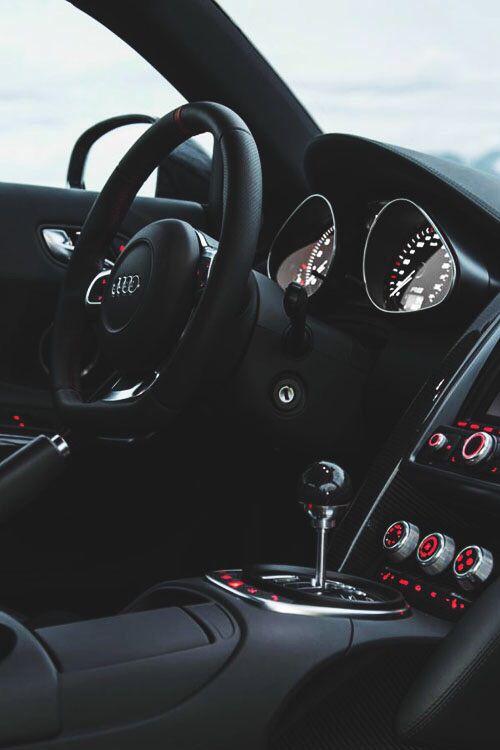 Audi R8 | Interior