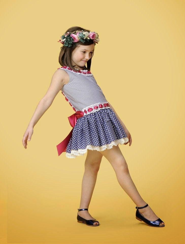Blog moda infantil: *CARMEN TABERNER MODA INFANTIL Colección Primavera/Verano 2015*