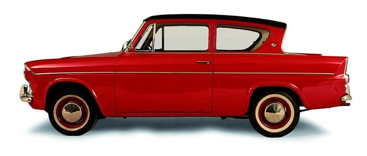 1960 Anglia