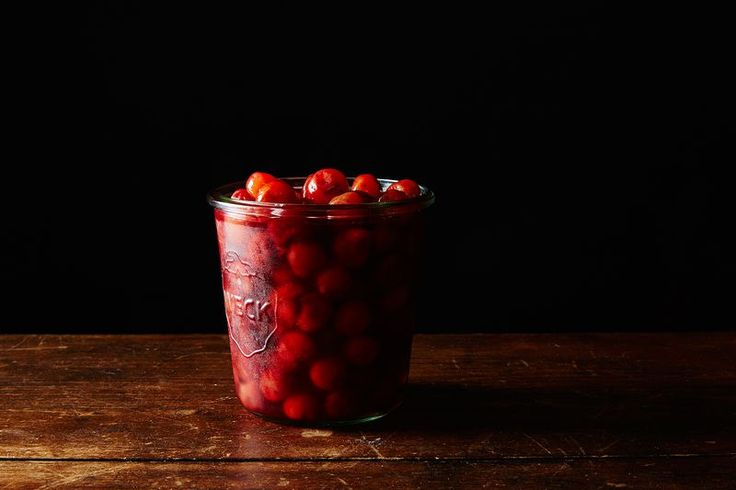 The Search for the Perfect Cocktail Cherry is Over