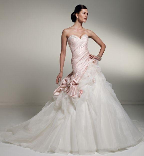 Pink Wedding Gown Designers: 24 Best Pink Wedding Inspiration Images On Pinterest
