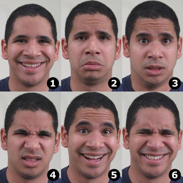 Mimik-Quiz: Können Sie Gesichter lesen? - SPIEGEL ONLINE