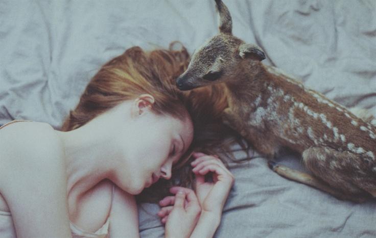 Laura Makabresku photography