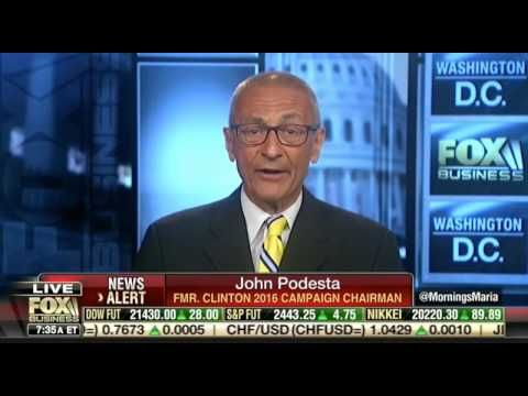 John Podesta Gets Rattled After Maria Bartiromo SLAMS Him Over His Russian Investments (VIDEO)